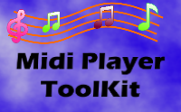 Midi Player Tool Kit